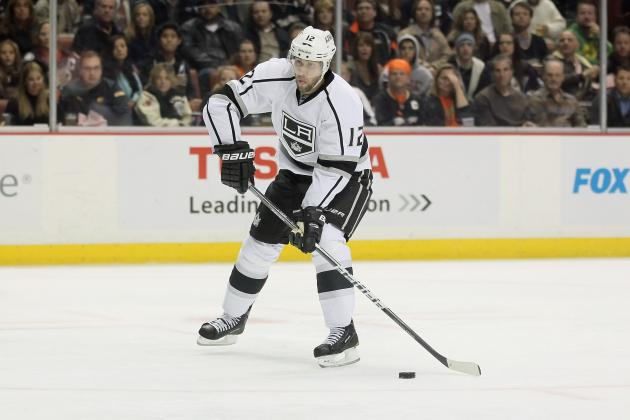 Philadelphia Flyers Trade Draft Pick to Los Angeles for Simon Gagne