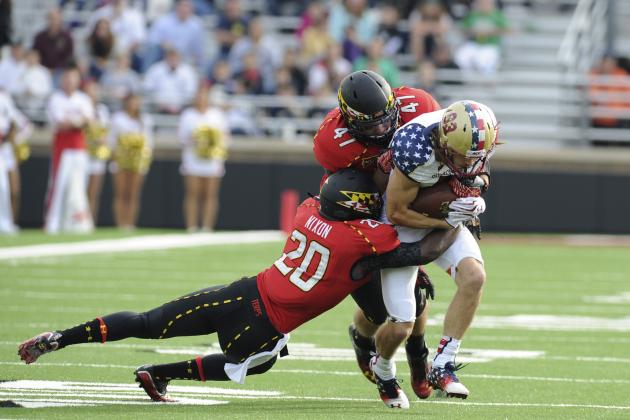 Previewing Maryland's Battles, Injuries and Personnel Moves for Spring Football