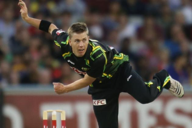 Aussies Ponder Two Spinners