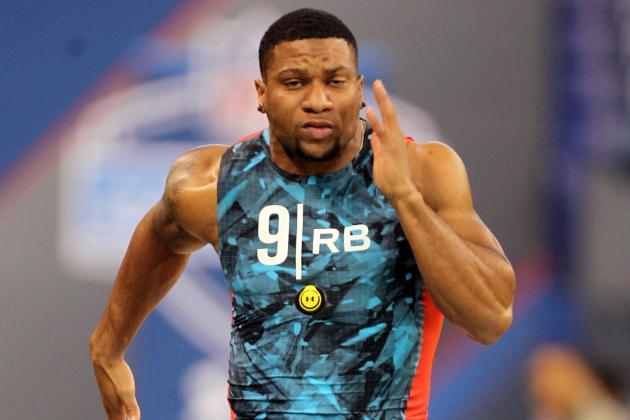 Dallas Cowboys 2013 Scouting Combine Stock Report