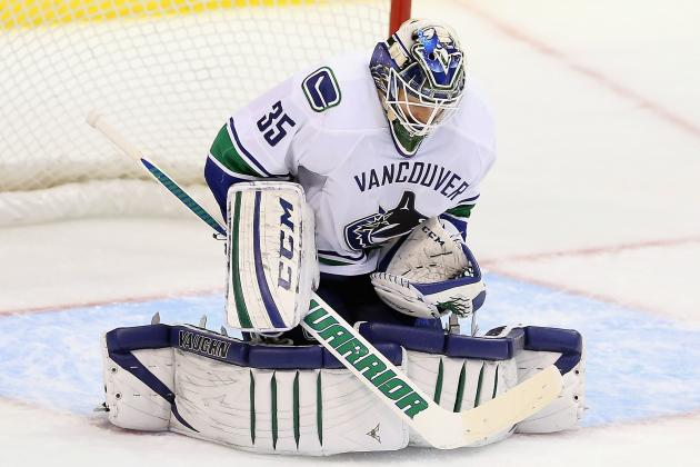 Preview: Canucks Aims to Enjoy Some Home Cooking with Schneider in Net