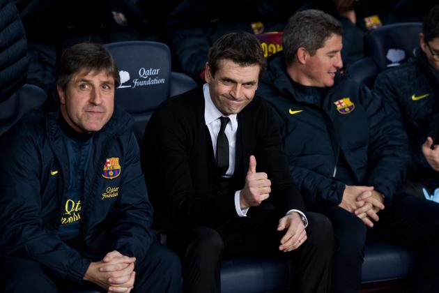 Barcelona Big-Game Form Shows They Are Missing Tito Vilanova Above All Else