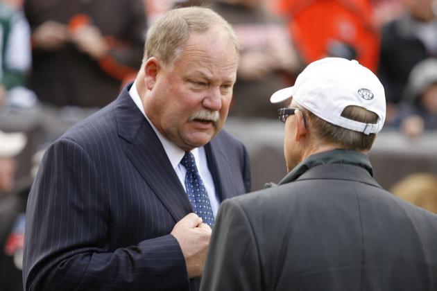Holmgren, Raiders Talk Front Office Job