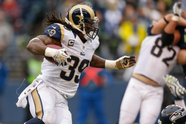 Assessing Steven Jackson's Value on the Open Market
