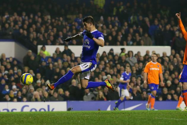 Toffees Cruise Past Oldham