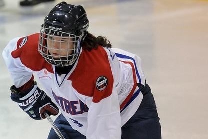 Bianca Della Porta Brings Championship Experience to McGill Martlets