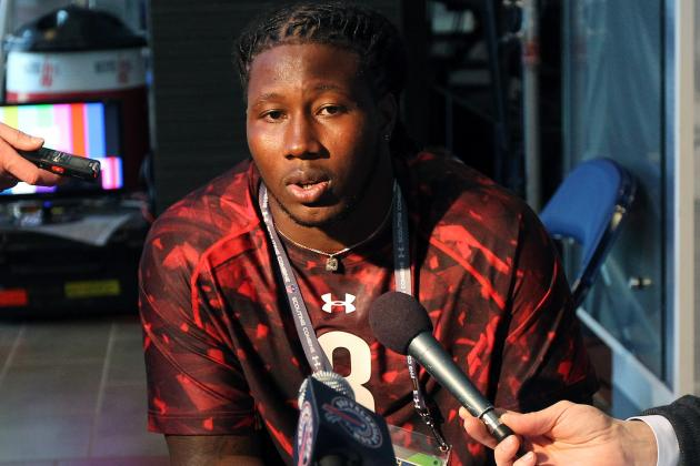Former Rutgers LB Khaseem Greene Thankful He Made Move from Safety