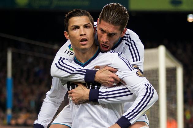 Messi vs. Ronaldo: Comparing Their Copa Del Rey Performances at the Camp Nou