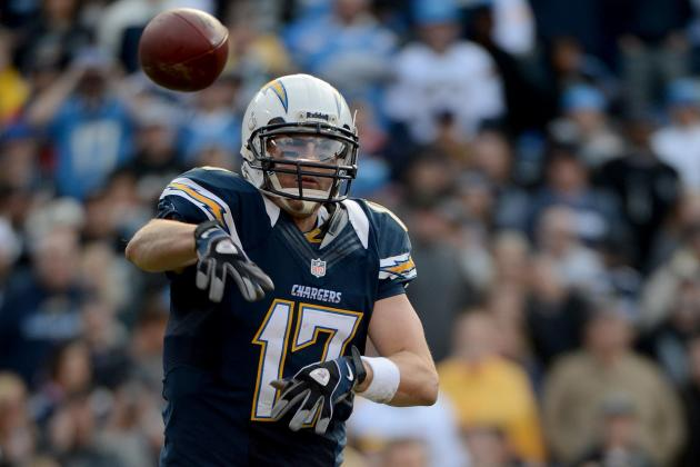 Should the San Diego Chargers Trade QB Philip Rivers?