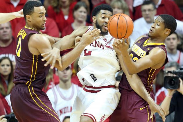 Minnesota Outmuscles No. 1 Indiana in Big Ten Showdown