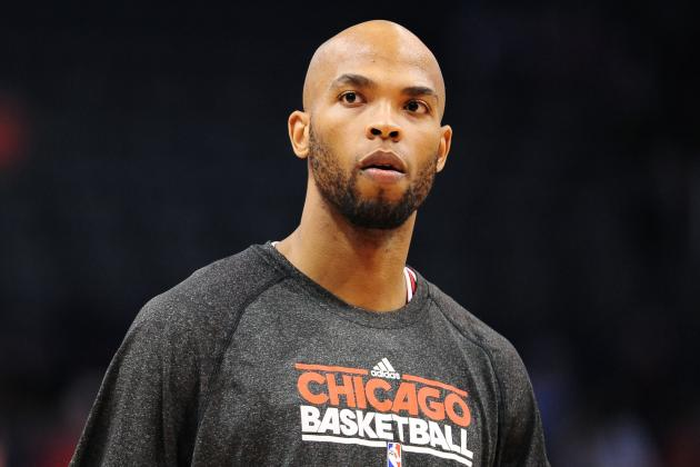 Taj Gibson out Tonight vs. Cavs; Hinrich Questionable