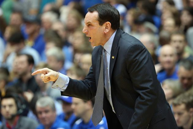 Duke Basketball: Should Coach K Be Content or Concerned with Blue Devils?
