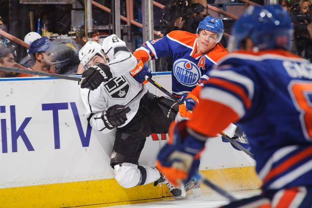 Pacific Division Will Mean Tough Competition for Oilers in Potential Realignment