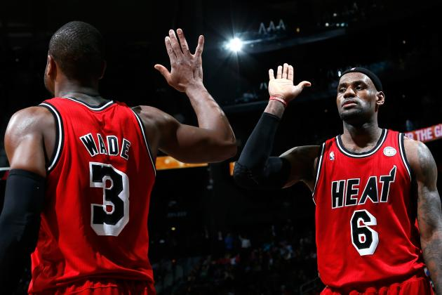 Will the Miami Heat Ever Lose Another Regular-Season Game in 2013?