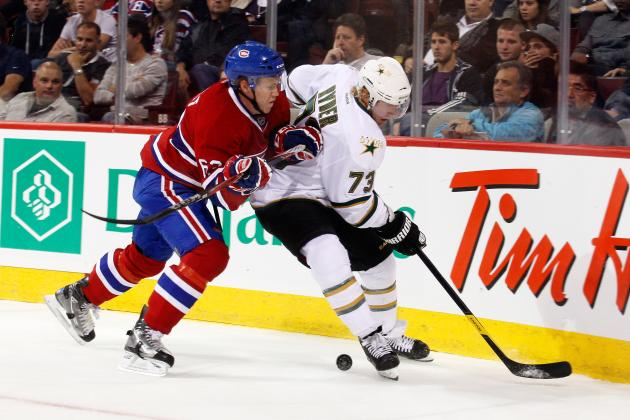 Canadiens Reportedly Trade Erik Cole to Stars for Michael Ryder