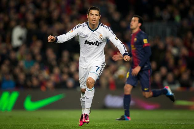 Cristiano Ronaldo Must Use Performance Against Barcelona to Turn Around Season