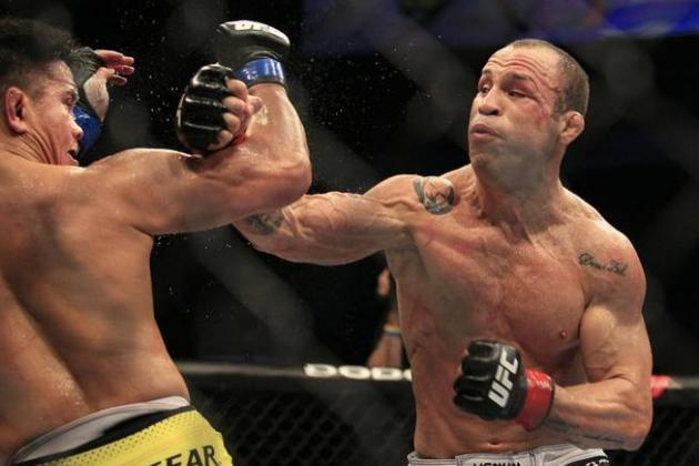 Should Wanderlei Silva Retire If He Loses to Brian Stann at UFC on Fuel TV 8?