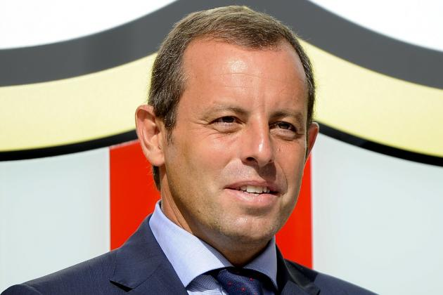 Rosell Confirms That He'll Travel to New York City to Visit Tito Vilanova