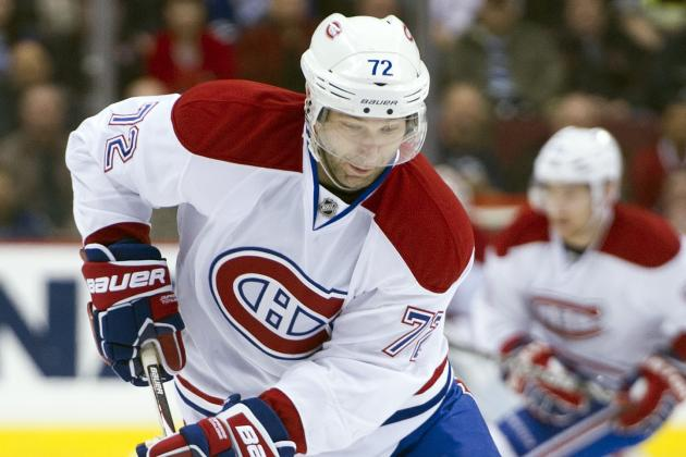 Stars Trade Michael Ryder and Third Round Pick to Montreal for Erik Cole