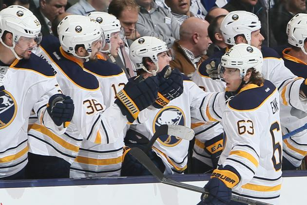 Sabres Snap 4-Game Skid with 2-1 Win over Lightning