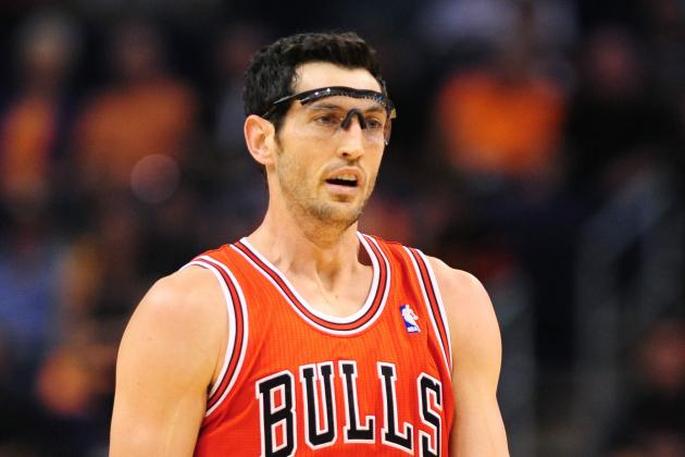 Kirk Hinrich Returns to Lineup Tonight vs. Cavs