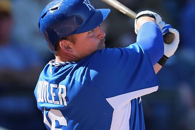 Butler Hits Two-Run Homer as Royals Beat Cleveland