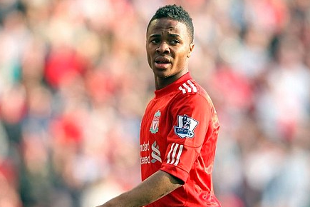 Liverpool Midfielder Raheem Sterling Taken out of the Firing Line