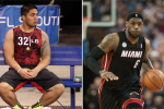 LeBron: My 40 Time Is Better Than Te'o's