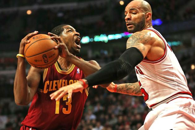 Cleveland Cavaliers vs. Chicago Bulls: Live Score, Results and Game Highlights