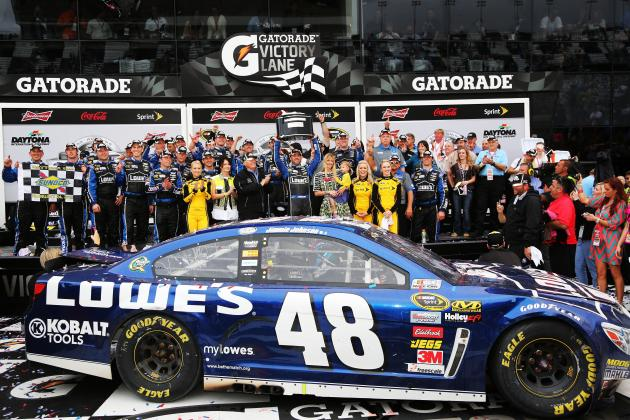 What Jimmie Johnson's Daytona 500 Win Means For His 2013 Season