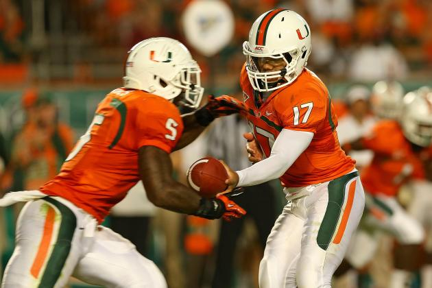 Miami Football: Complete NFL Combine Results for Former Canes