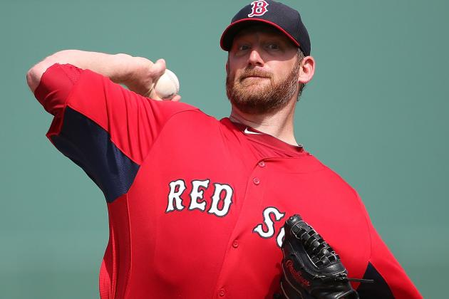 Ryan Dempster Makes Good First Impression