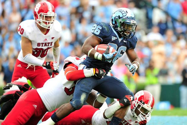 Pittsburgh Steelers: Should They Draft a Speed or Power Running Back?