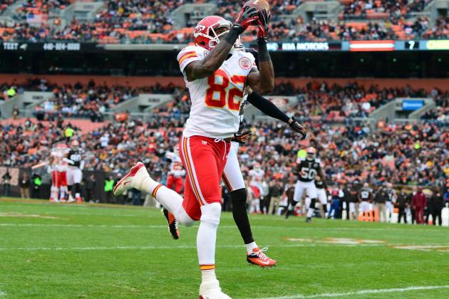 Is Tagging Dwayne Bowe Again Really the Best Move for the Chiefs?