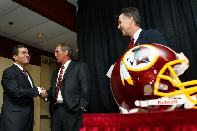 Washington Redskins Depart NFL Scouting Combine with a Possible New Advisor