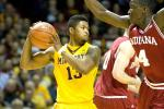 No. 1 Indiana Knocked Off by Minnesota 77-73