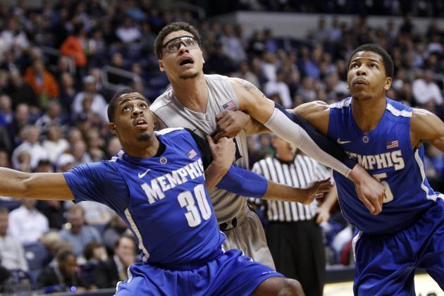 ESPN Gamecast: Memphis vs Xavier