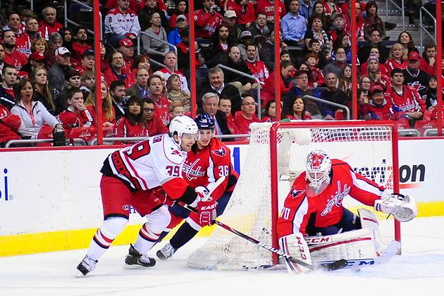 Washington Capitals: Braden Holtby Shines in Net as Caps Defeat Carolina 3-0