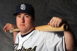 Padres Prospect Jedd Gyorko Has Three Home Runs and Nine RBI