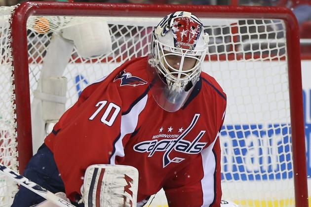 Capitals Shut out Hurricanes 3-0