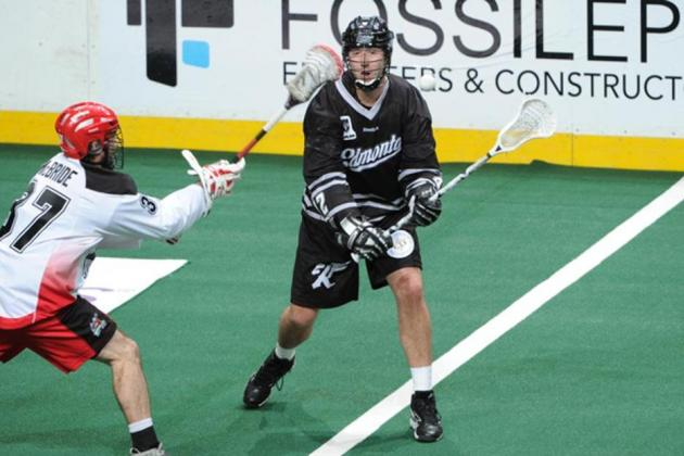 National Lacrosse League: Midseason Fantasy Update and Picks