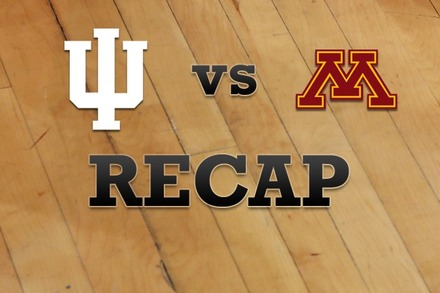 Indiana vs. Minnesota: Recap, Stats, and Box Score
