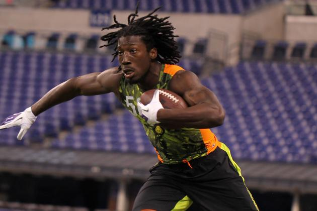 Desmond Trufant Combine: Potential NFL Homes for Rising CB