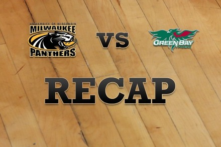 Milwaukee vs. Green Bay: Recap, Stats, and Box Score
