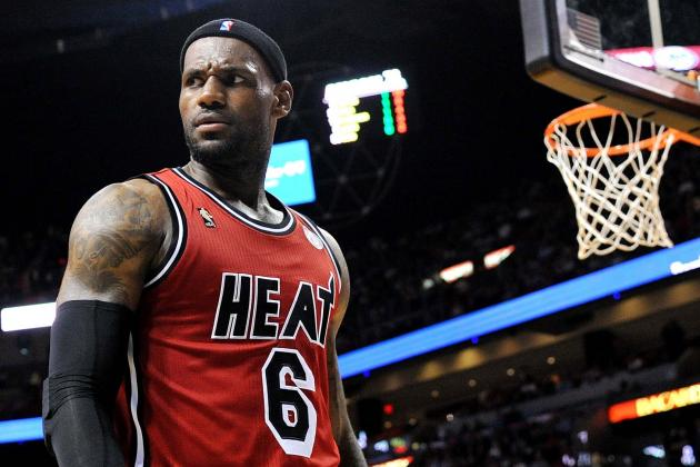 LeBron James, Miami Heat Cap off Monster February Win Streak with 2OT Win