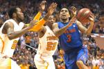 Tennessee Upsets No. 8 Florida