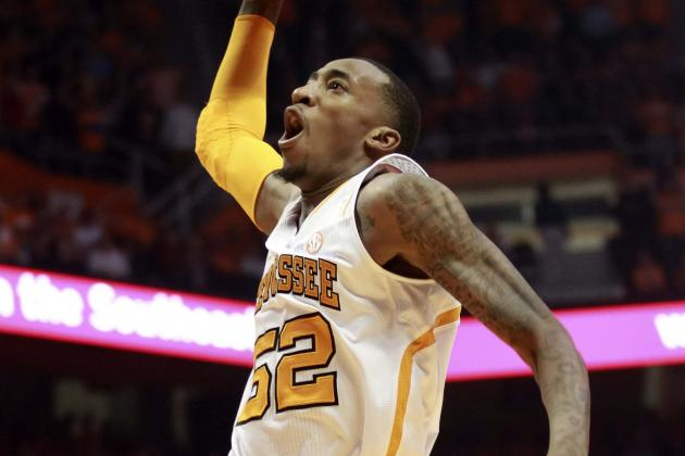 Vols Knock Off Florida, 64-58
