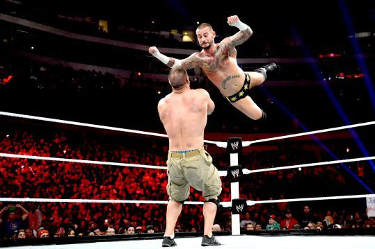 WWE Raw: John Cena vs. CM Punk Shows Why Their Feud Should Continue