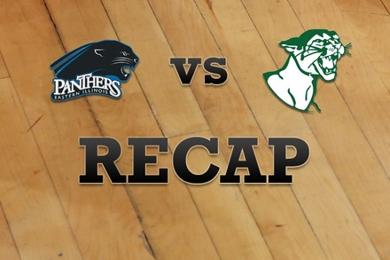 Eastern Illinois vs. Chicago State: Recap, Stats, and Box Score