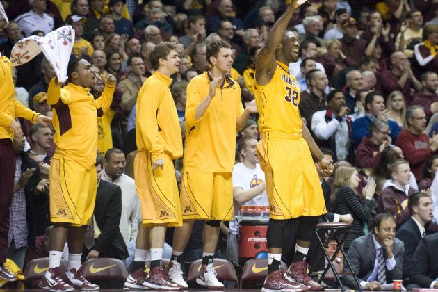 Gophers Basketball: Senior Leaders Accept Their Challenge
